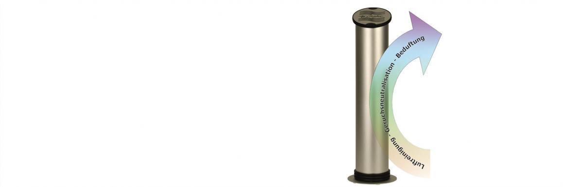 Die bessere Raumluft! Raumbeduftung Duftmarketing Geruchsbeseitigung
